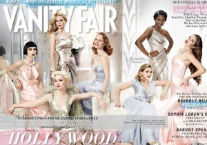 VF Hollywood Issue 2012